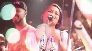 Damas Gratis - No te Creas Tan Importante (Feat Viru Kumbieron) VIDEO OFICIAL EN VIVO width=