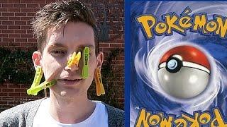 getlinkyoutube.com-The Fake Pokemon Card Peg Challenge!!