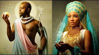 African Spirituality and the 5 Parts of the Kemetic Soul