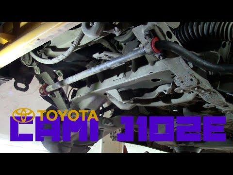 Toyota Cami 2002 J102E 1 3 - стабилизатор передний