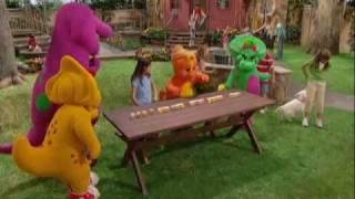 getlinkyoutube.com-ABCs Alphabetical Song Barneys ABC Song