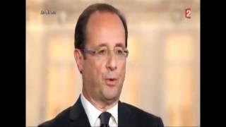 Soprano (ft. Francois Hollande) - Moi Président de la République (Parodie)