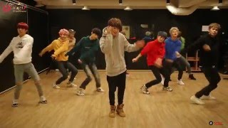 getlinkyoutube.com-[Dance Practice] UP10TION(업텐션)_여기여기 붙어라(Catch me!) Hoodie ver.
