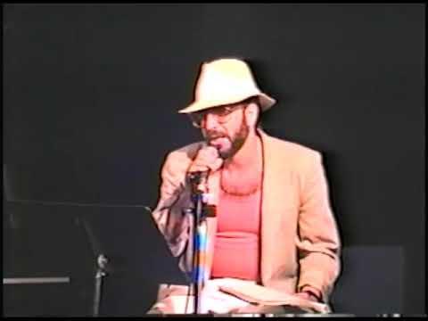 John De Vita at the Speakeasy NYC 7/23/1986