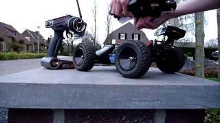 getlinkyoutube.com-Traxxas Mini E-Revo VXL 1/16 3S Speedruns