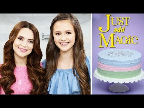JUST ADD MAGIC CAKE ft Olivia Sanabia- NERDY NUMMIES