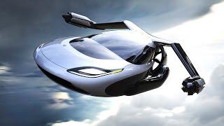 getlinkyoutube.com-FLYING CAR - Terrafugia TF-X - The Future of Transportation?