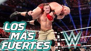 getlinkyoutube.com-Los luchadores más fuertes de WWE de la historia