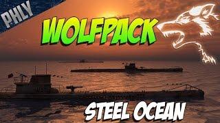 getlinkyoutube.com-WOLFPACK U-BOAT SUBMARINE Gameplay! Steel Ocean Gameplay!