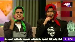 getlinkyoutube.com-فيديو مسخرة السنين هتفصل ضحك ثنائي مسرح مصر في مشهد كوميدي برنامج جد جدا