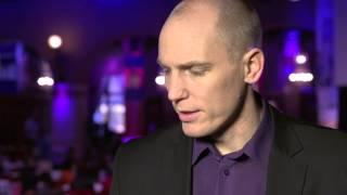 Intervju med Björn Ferry.