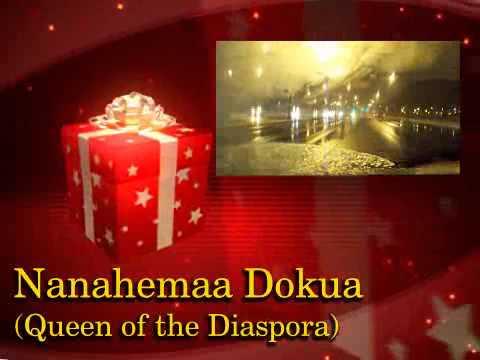 Wo Haw ne sen with Nanahemaa Queen of the Diaspora