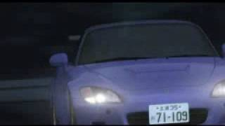 getlinkyoutube.com-頭文字D - AE86 vs S2000