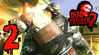 getlinkyoutube.com-Dead Trigger 2: EP 2 - Exploding Zombies HD