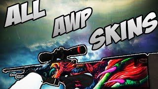 getlinkyoutube.com-CS:GO - AWP - All Skins Showcase + Price | Все Скины AWP + Цены