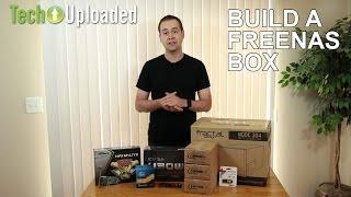 getlinkyoutube.com-Build a FreeNAS box - Core i3, 3x2 TB, Fractal Node 304