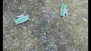 getlinkyoutube.com-Homebrew Military Racal Kevlar Doublet Antenna