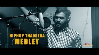 getlinkyoutube.com-Hiphop Tamizha | Medley | Mirchi Unplugged