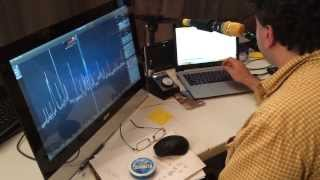 getlinkyoutube.com-Flex 6700 - AZ QSO Party 20M Pileup by Nick, N3AIU