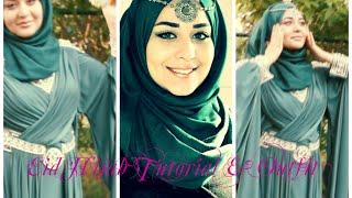 getlinkyoutube.com-Eid Hijab Tutorial & Outfit