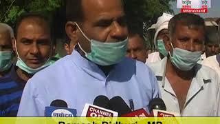 सांसद रमेश बिधूड़ी ने साधा केजरीवाल पर निशाना।