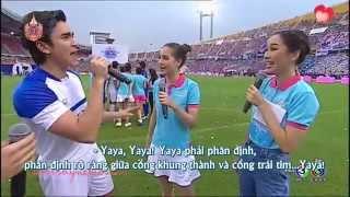 [vietsub] NadechYaya- 45th Anniversary CH3: Penalty Koojin 250415