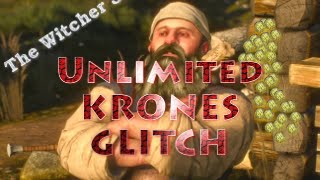 getlinkyoutube.com-[PATCHED]THE WITCHER 3 UNLIMITED MONEY GLITCH PATCH 1.2 crones ENGLISH