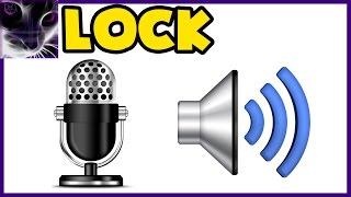 getlinkyoutube.com-How to Lock Microphone Volume in Windows 7 / 8 / 10