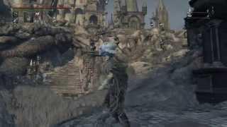 getlinkyoutube.com-フル強化の[ゴースの寄生虫]能力とモーション  試し寄生  ブラッドボーン オールドハンターズ  DLC【Bloodborne: The Old Hunters】