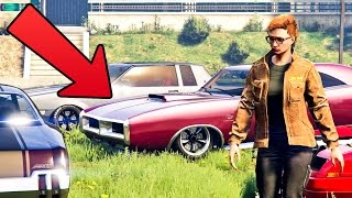 getlinkyoutube.com-TOP 7 BEST LOOKING MUSCLE CARS IN GTA ONLINE