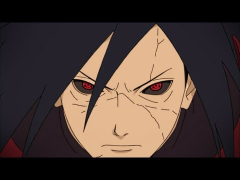 Naruto Shippuden AMV  - Madara vs 5 Kages Trailer [HD]