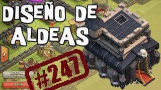 getlinkyoutube.com-Aldea de guerra TH 9 | Diseño de Aldeas | Descubriendo Clash of Clans #247 [Español]