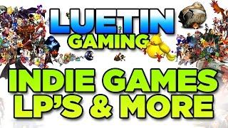 getlinkyoutube.com-LUETIN GAMING – Second Channel [Indie, Alt, Retro, News]