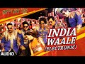 Exclusive: India Waale Electronic Full AUDIO Song | Happy New Year | Shah Rukh Khan | T-SERIES