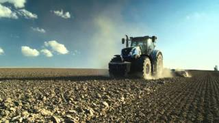 New Holland T7 Heavy Duty video report