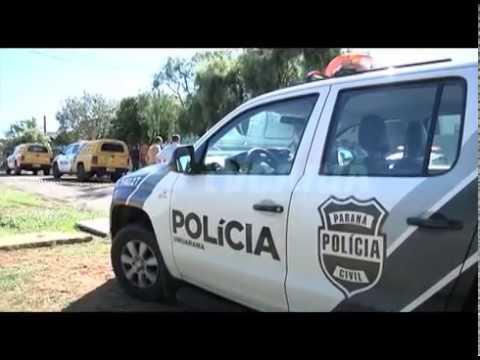 Assaltante de alta periculosidade é morto em confronto com a PM em Douradina