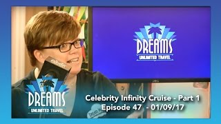 getlinkyoutube.com-Celebrity Infinity Cruise - Part 1 | 01/09/17