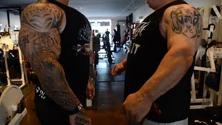 getlinkyoutube.com-THE STRONGEST MAN IN THE WORLD vs RICH PIANA