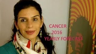 getlinkyoutube.com-2016 CANCER YEARLY ASTROLOGY| Sky Is The Limit |Tarot by Anisha