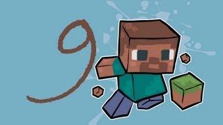 getlinkyoutube.com-ماين كرافت : الخروج من كهف الوحوش #9   9# Minecraft : d7oomy999