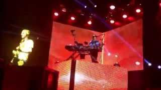 getlinkyoutube.com-Linkin Park - Lost In The Echo / New Divide - Live 09.11.2014 Oberhausen