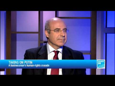 FRANCE 24 The Interview - William Browder, Co-founder and CEO, Hermitage Capital Management