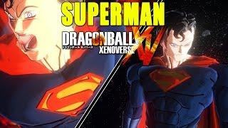 getlinkyoutube.com-Superman vs. Beerus, Broly, & Gogeta | Man of Steel Mod [Dragon Ball Xenoverse PC Mod]