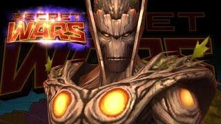 getlinkyoutube.com-Marvel: Future Fight - Thors Groot! [Secret Wars]