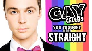 getlinkyoutube.com-12 Gay Celebrities You Thought Were Straight