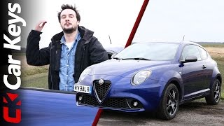 Alfa Romeo Mito 2017 Review - Alfa Style In A Supermini Package - Car Keys