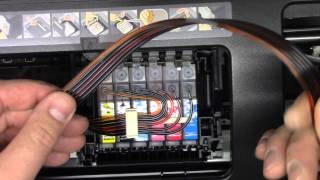 getlinkyoutube.com-Epson 1400 Continuous Ink System Install CISS