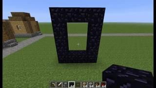 getlinkyoutube.com-как сделать бесшумный портал в рай в minecraft