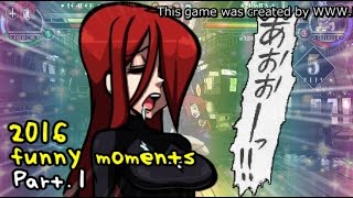 getlinkyoutube.com-2016 Skullgirls GamePlay ~ funny moments Part 1 【スカルガールズ】