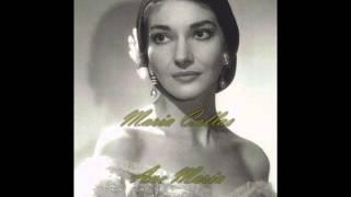 Maria Callas - Ave Maria width=